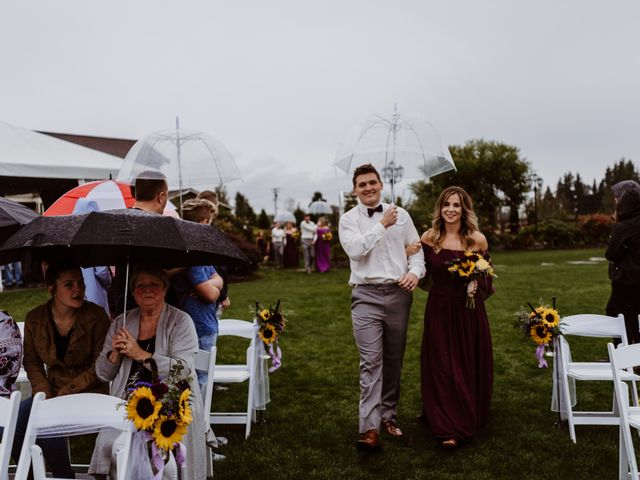Braelyn and Matthew's Wedding in Enumclaw, Washington 2