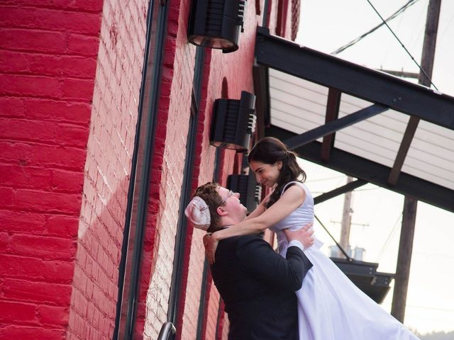 Gabe and Robyn's Wedding in Portland, Oregon 1