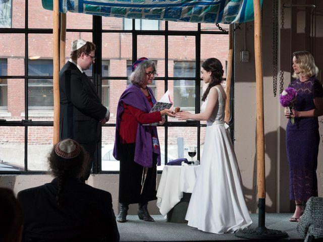 Gabe and Robyn's Wedding in Portland, Oregon 3