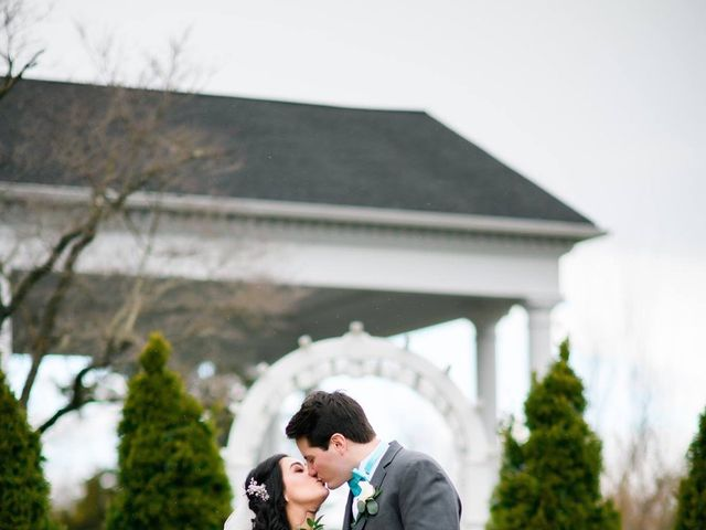 Dolan and Alyssa 's Wedding in Warrington, Pennsylvania 1