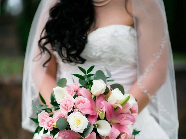 Dolan and Alyssa 's Wedding in Warrington, Pennsylvania 4