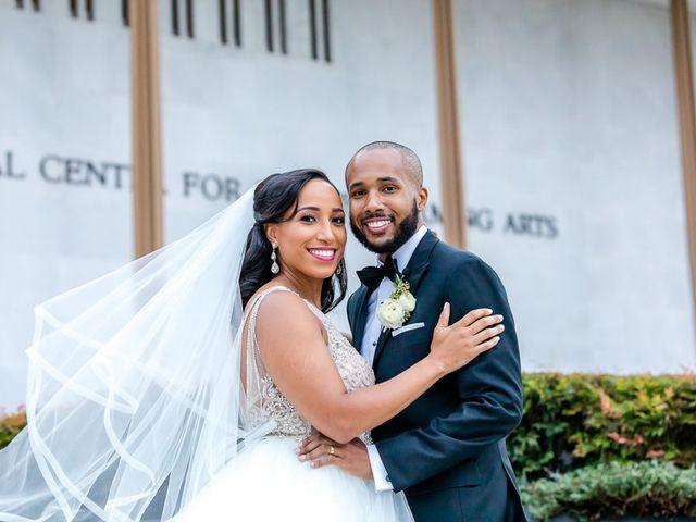 David and Meredith's Wedding in Washington, District of Columbia 1