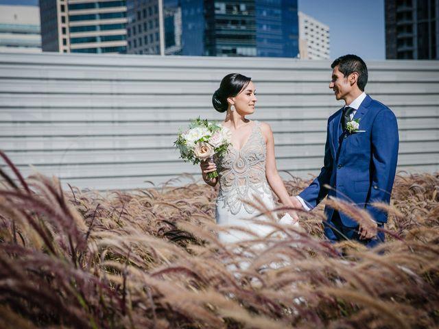 The wedding of Ilianna and Frank