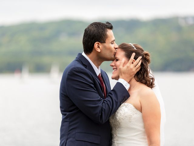 Rohit and Joyce's Wedding in Ithaca, New York 3