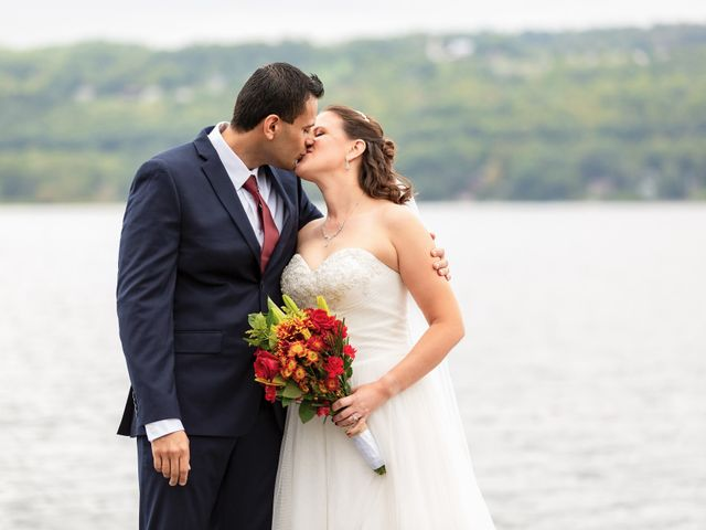 Rohit and Joyce's Wedding in Ithaca, New York 4