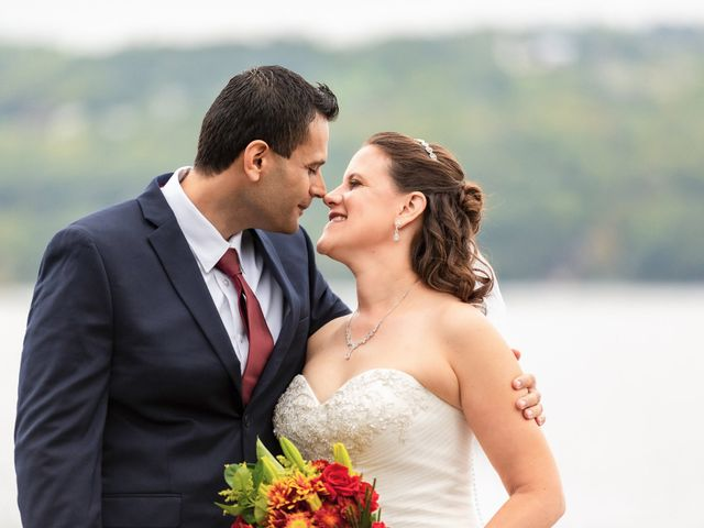 Rohit and Joyce's Wedding in Ithaca, New York 5