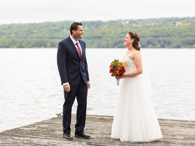 Rohit and Joyce's Wedding in Ithaca, New York 6
