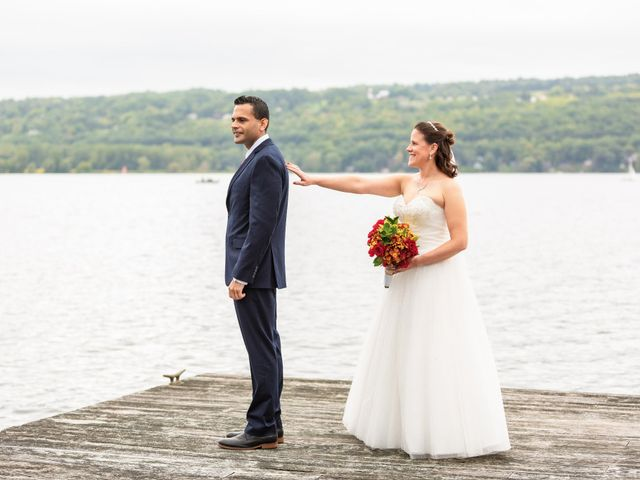 Rohit and Joyce's Wedding in Ithaca, New York 7