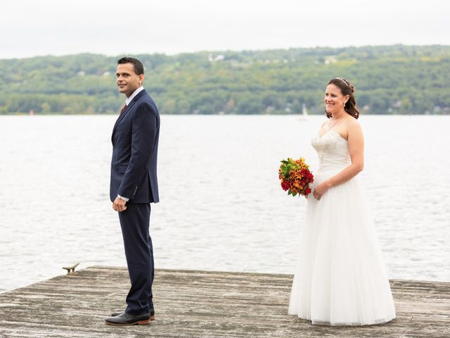 Rohit and Joyce's Wedding in Ithaca, New York 8