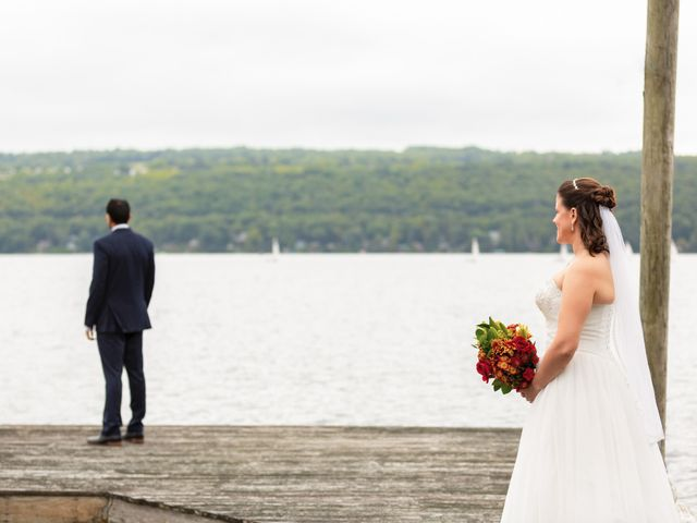 Rohit and Joyce's Wedding in Ithaca, New York 9