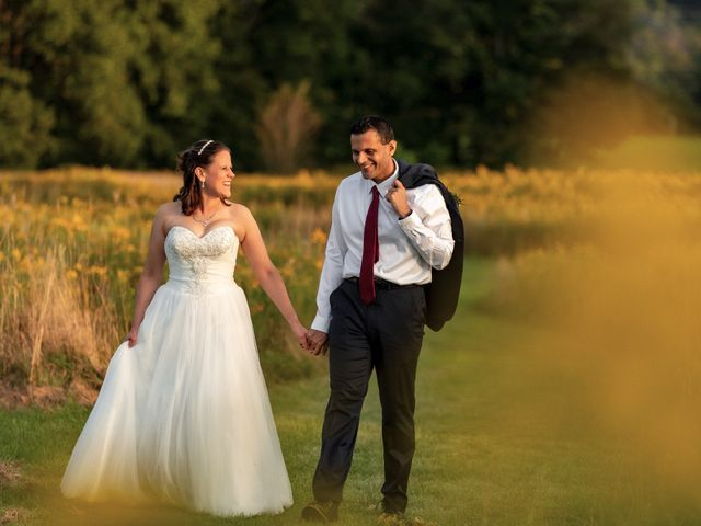 Rohit and Joyce's Wedding in Ithaca, New York 1