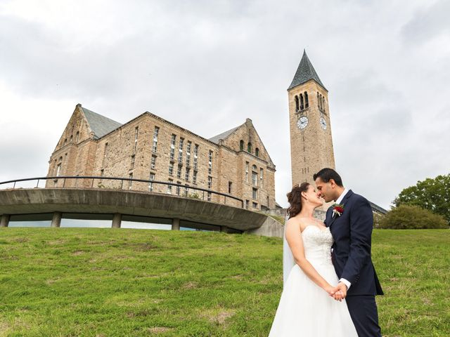 Rohit and Joyce's Wedding in Ithaca, New York 2