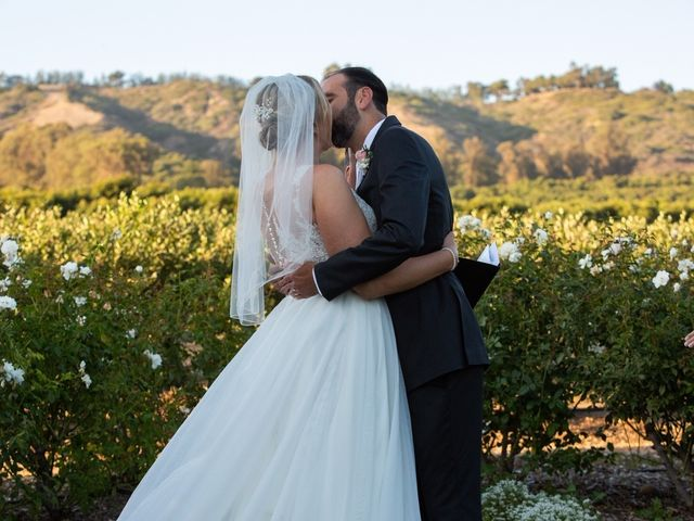 Jay and Emily 's Wedding in Camarillo, California 10