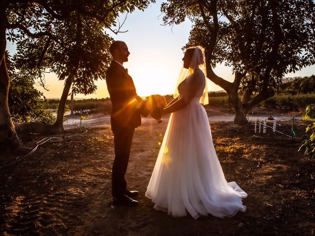 Jay and Emily 's Wedding in Camarillo, California 14