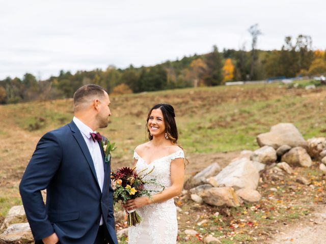 Jake and Melissa's Wedding in West Brookfield, Massachusetts 29