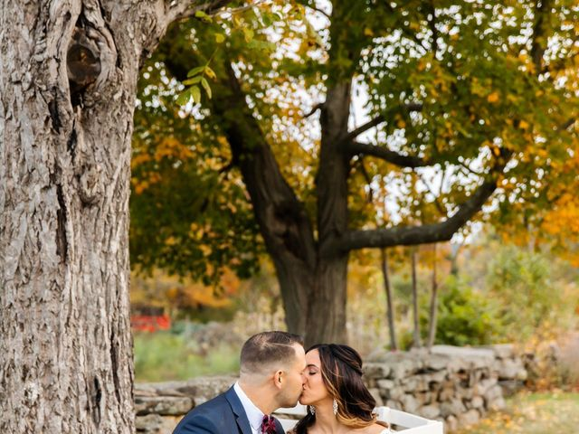 Jake and Melissa's Wedding in West Brookfield, Massachusetts 1