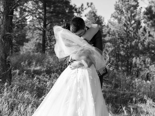 Matthew and Haley's Wedding in Sturgis, South Dakota 17