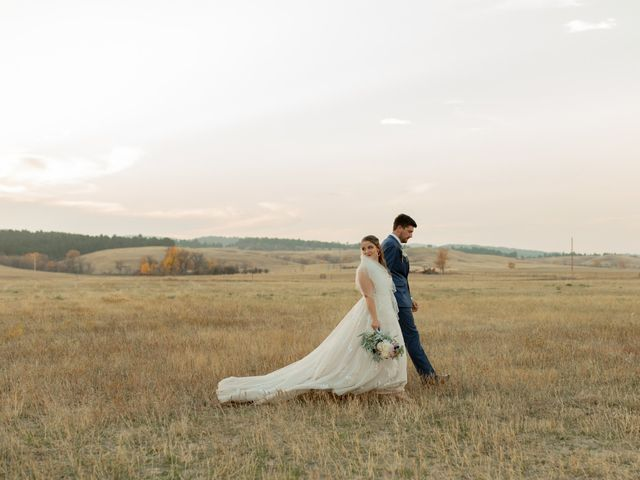 Matthew and Haley's Wedding in Sturgis, South Dakota 43