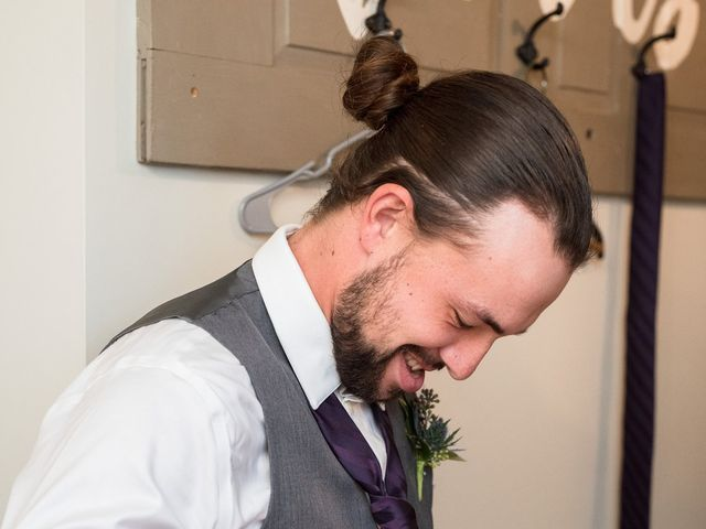 Cameron and Ashley's Wedding in Millersville, Pennsylvania 16