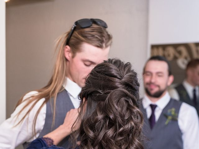 Cameron and Ashley's Wedding in Millersville, Pennsylvania 18