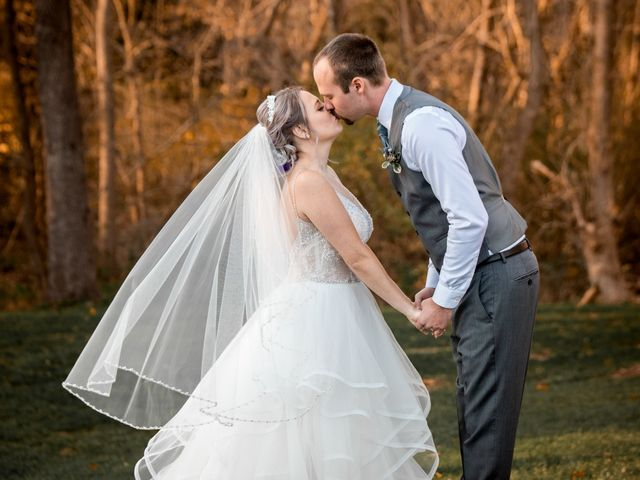 Cameron and Ashley's Wedding in Millersville, Pennsylvania 43