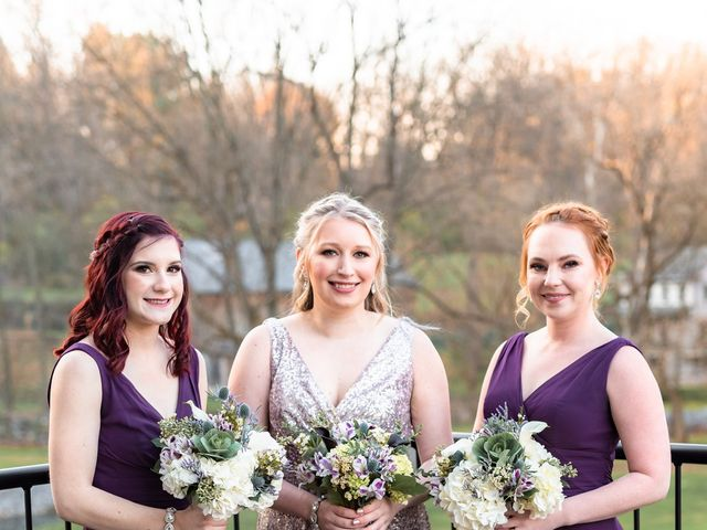 Cameron and Ashley's Wedding in Millersville, Pennsylvania 56