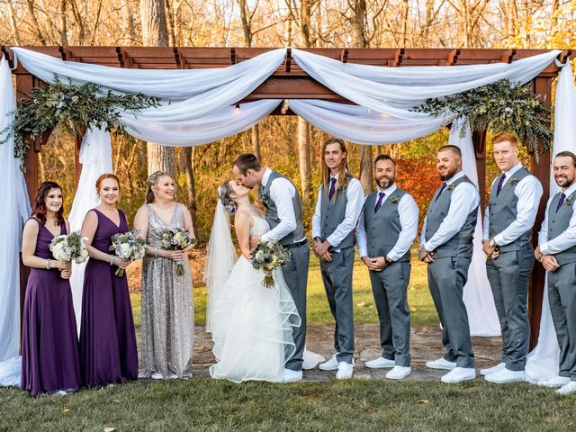 Cameron and Ashley's Wedding in Millersville, Pennsylvania 62
