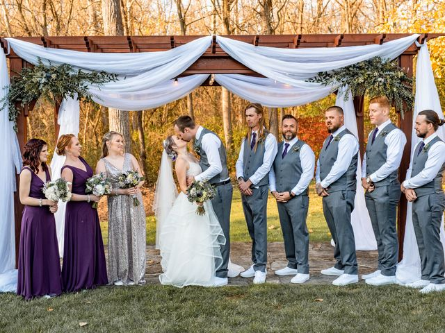 Cameron and Ashley's Wedding in Millersville, Pennsylvania 64