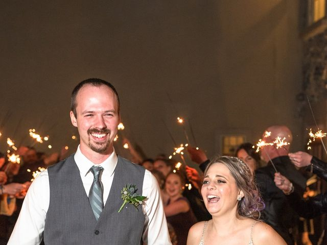 Cameron and Ashley's Wedding in Millersville, Pennsylvania 66