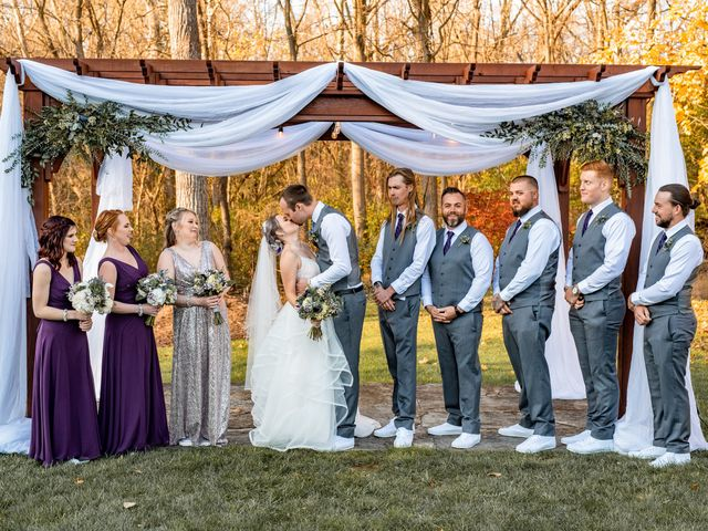 Cameron and Ashley's Wedding in Millersville, Pennsylvania 69