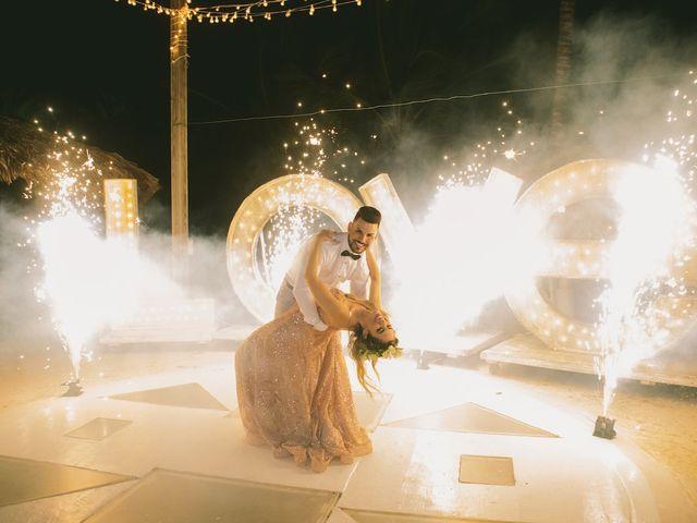 Romel and Claudia's Wedding in Punta Cana, Dominican Republic 62