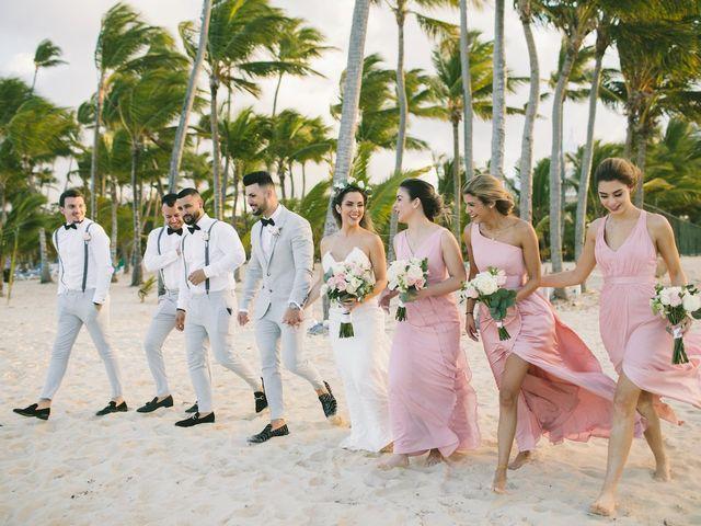 Romel and Claudia's Wedding in Punta Cana, Dominican Republic 49