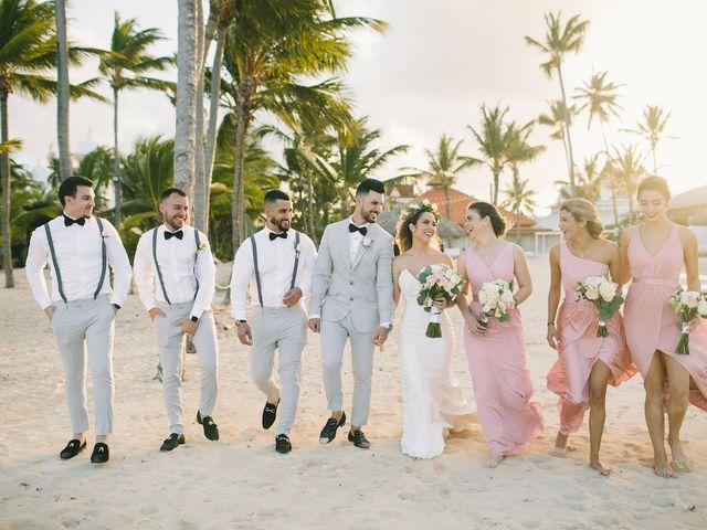Romel and Claudia's Wedding in Punta Cana, Dominican Republic 50