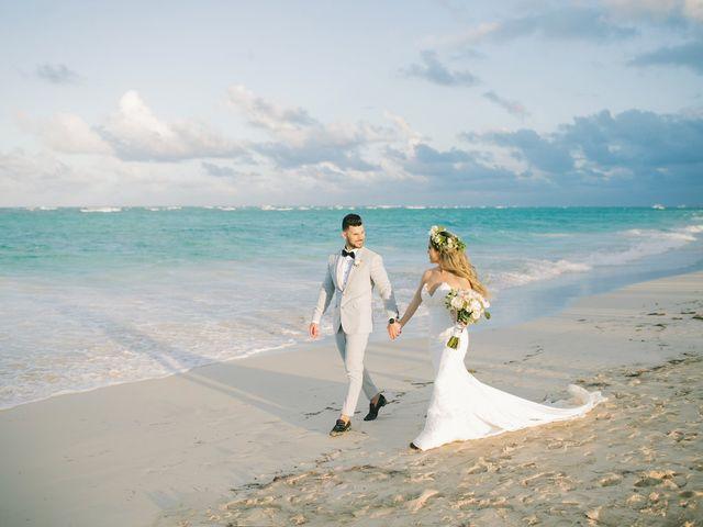 Romel and Claudia's Wedding in Punta Cana, Dominican Republic 51