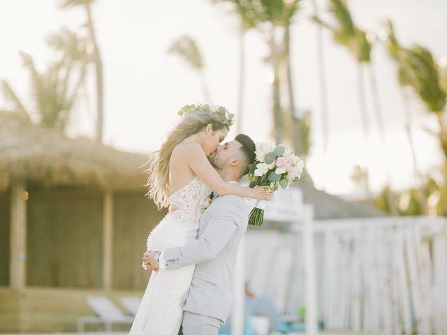 Romel and Claudia's Wedding in Punta Cana, Dominican Republic 52