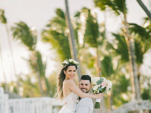 Romel and Claudia's Wedding in Punta Cana, Dominican Republic 53