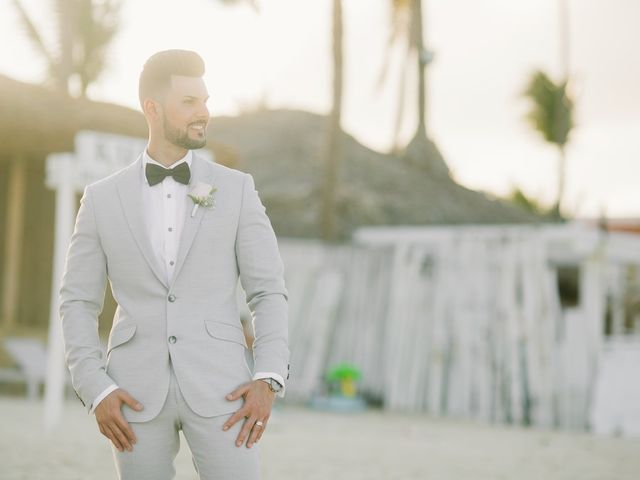 Romel and Claudia's Wedding in Punta Cana, Dominican Republic 55