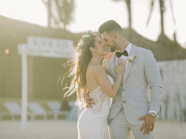 Romel and Claudia's Wedding in Punta Cana, Dominican Republic 58