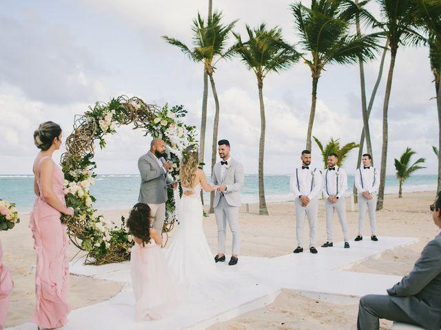 Romel and Claudia's Wedding in Punta Cana, Dominican Republic 38