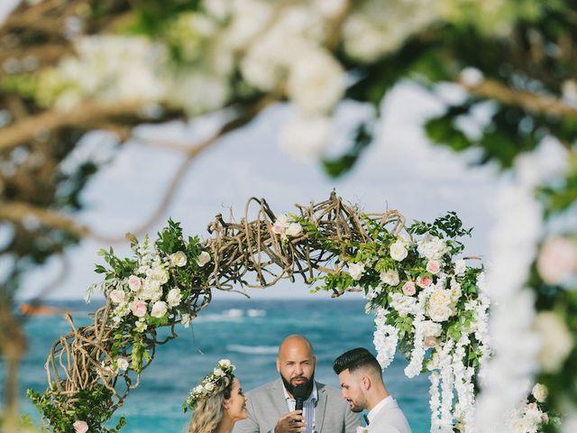 Romel and Claudia's Wedding in Punta Cana, Dominican Republic 2