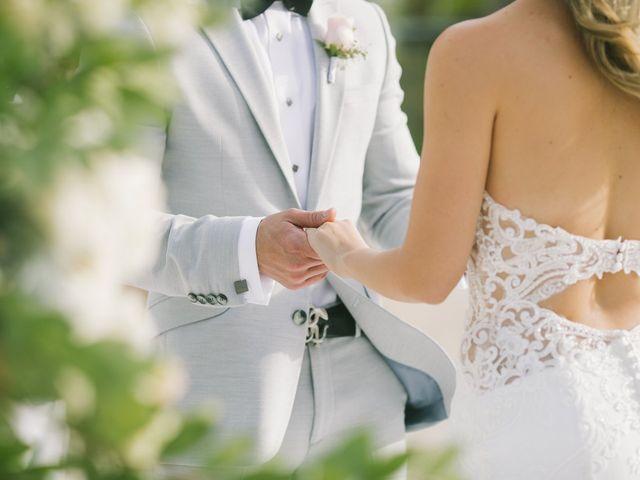 Romel and Claudia's Wedding in Punta Cana, Dominican Republic 42
