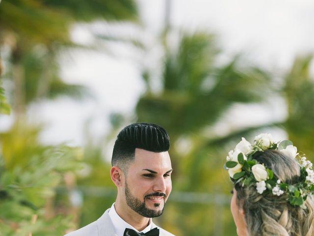 Romel and Claudia's Wedding in Punta Cana, Dominican Republic 43