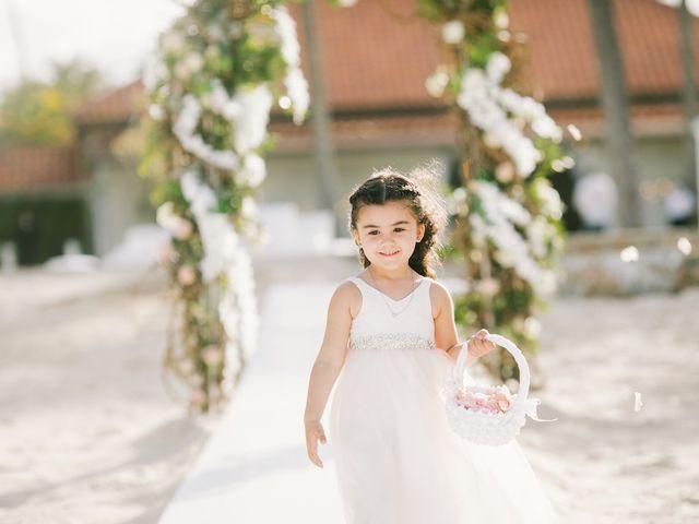 Romel and Claudia's Wedding in Punta Cana, Dominican Republic 44