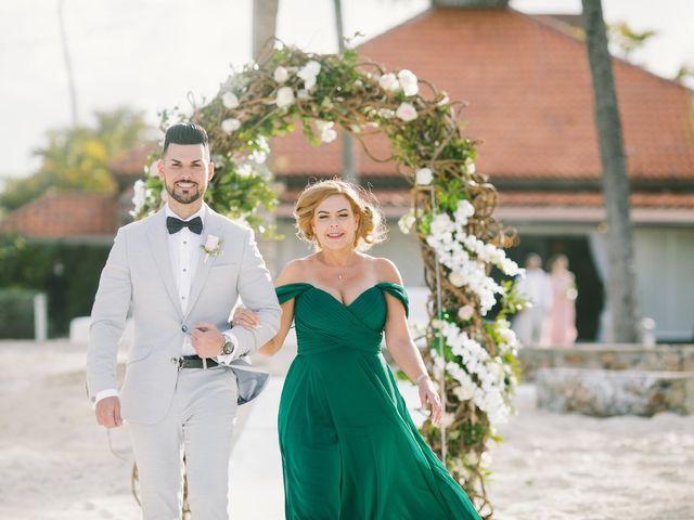 Romel and Claudia's Wedding in Punta Cana, Dominican Republic 45