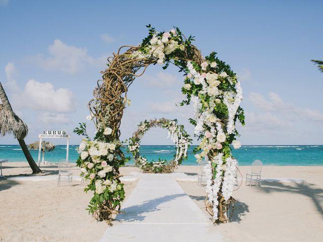 Romel and Claudia's Wedding in Punta Cana, Dominican Republic 46