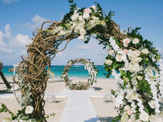 Romel and Claudia's Wedding in Punta Cana, Dominican Republic 47
