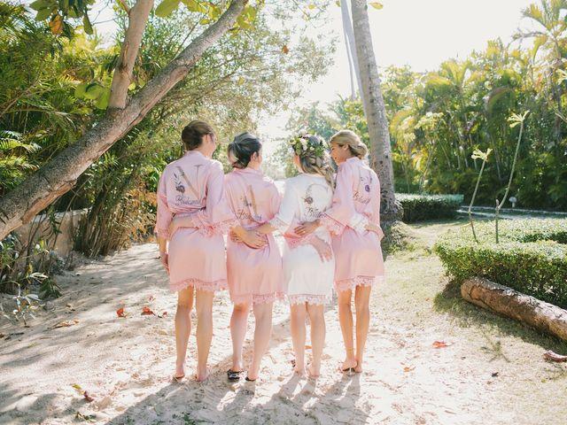 Romel and Claudia's Wedding in Punta Cana, Dominican Republic 25