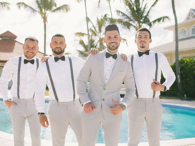 Romel and Claudia's Wedding in Punta Cana, Dominican Republic 29
