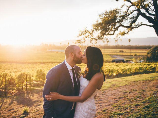 The wedding of Doug and Alberta
