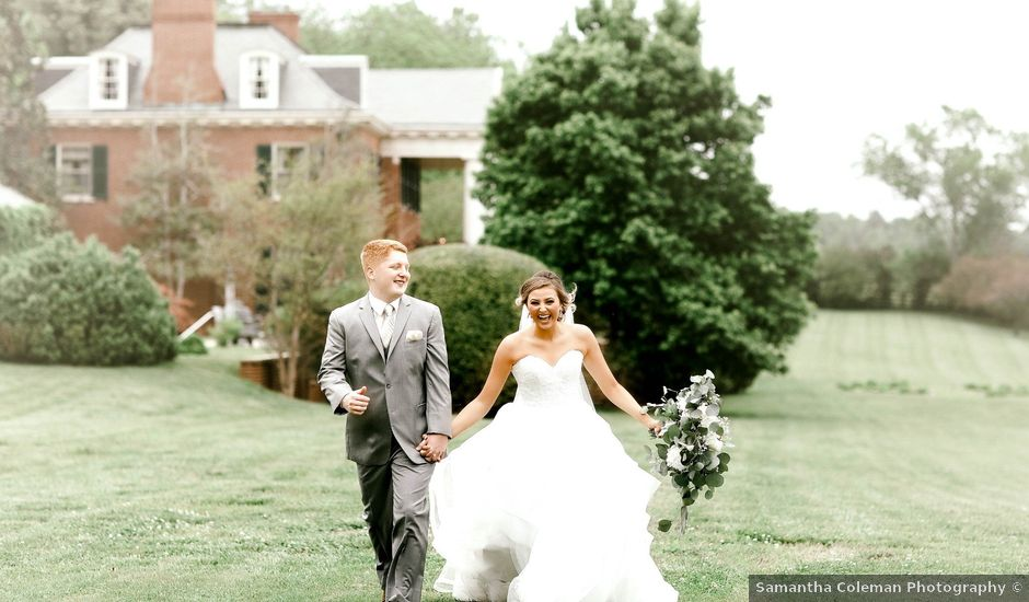 Rachel and Corbin's Wedding in Riceville, Tennessee